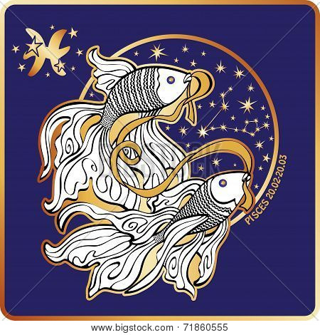 Horoscope.Pisces  zodiac sign