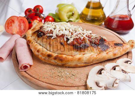Pizza Cal-zone