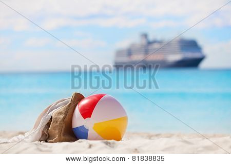 Vacation And Cruise Concept