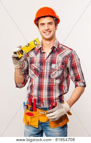 Confident Contractor.