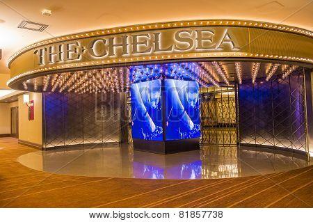 Las Vegas , Chelsea
