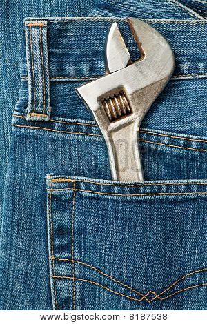 Wrench In A Pocket