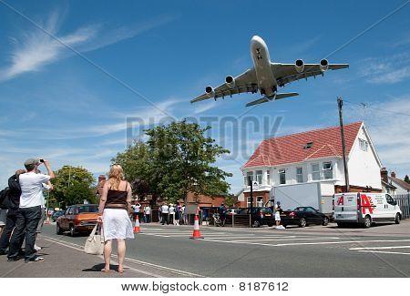 A380 Approach