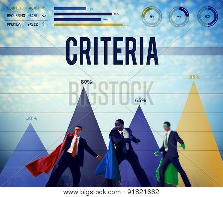 Criteria Edict Controlling Conduct Information Limitation Concept