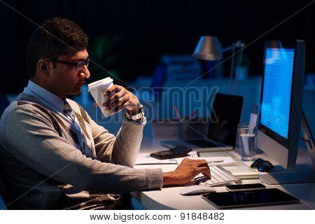 Computing At Night