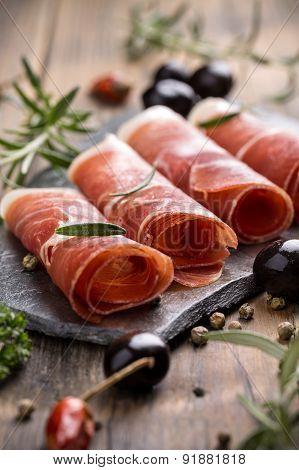 Pork Collar Ham