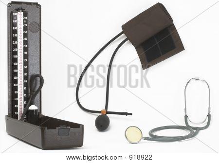 Spyghmomanometer