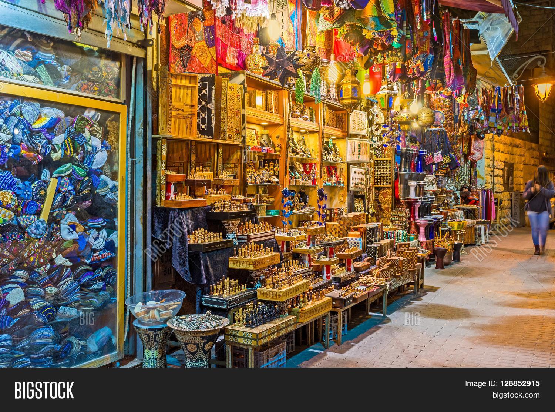 Souvenir Stall Ben Image Photo Free Trial Bigstock