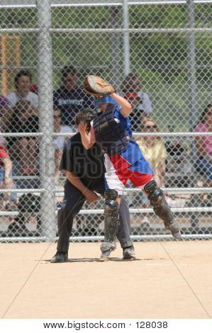Jumping Catcher