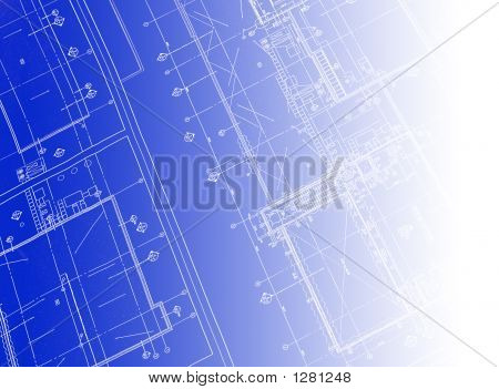 Printed Blueprint