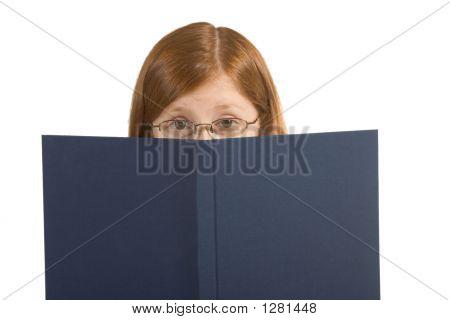 Behind Book