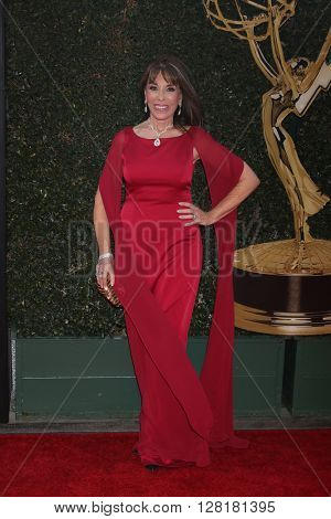 LOS ANGELES - APR 29:  Kate Linder at the 43rd Daytime Emmy Creative Awards at the Westin Bonaventure Hotel  on April 29, 2016 in Los Angeles, CA
