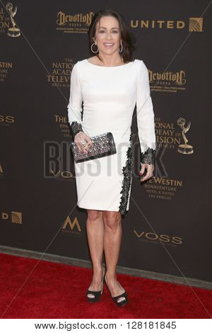 LOS ANGELES - APR 29:  Patricia Heaton at the 43rd Daytime Emmy Creative Awards at the Westin Bonaventure Hotel  on April 29, 2016 in Los Angeles, CA