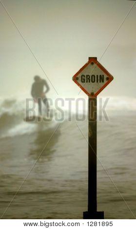 Surfer Groin