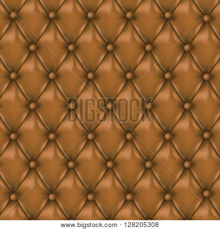 Leather background. Vector illustration of leather background. Vector leather texture.