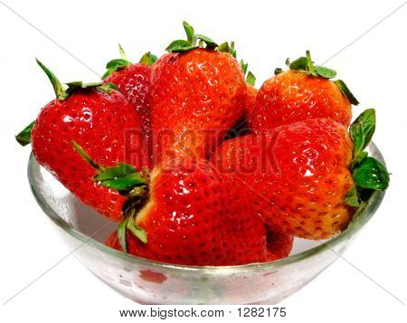 Strawberries In February