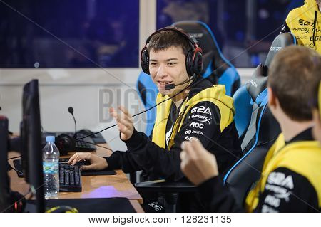 player LAN final WePlay League Season 3 Dota 29 April - 1 May Kiev Ukraine