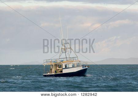 Fishing Boat-Keppel Bay