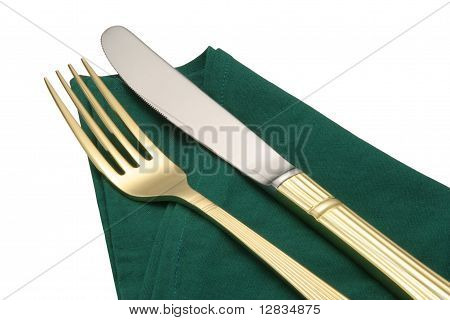 Knife and Fork.