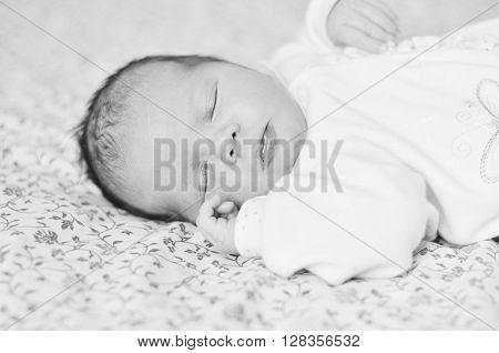 Sleeping Sweet Newborn