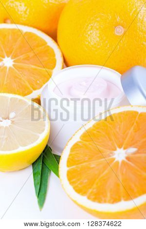 Beauty Facial Cream With Vitamin C