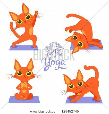 Yoga Cat Pose. Yoga Cat Vector. Yoga Cat Meme. Yoga Cat Images. Yoga Cat Position. Yoga Cat Figurine. Cat Costume. Cat As Toy. Yoga Cat Statue. Yoga Cat Balance. Vector Cat. Cartoon Cat. Meditation.