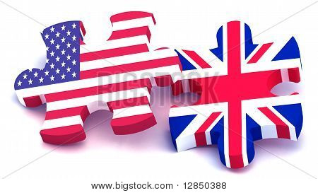 usa uk jigsaw flag
