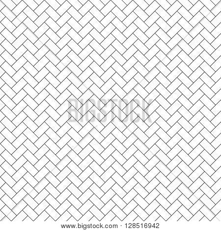 parquet diagonal seamless pattern .Vector illustration. EPS 10.