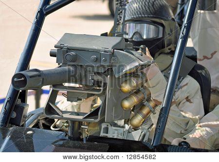 MK19 Granatwerfer