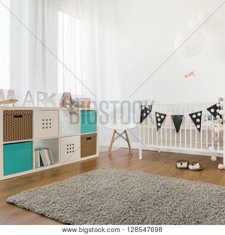 Baby Room Interior
