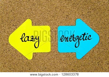 Message Lazy Versus Energetic