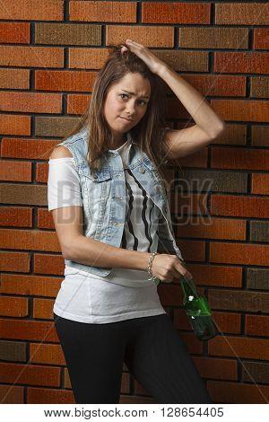 Depress Drinker