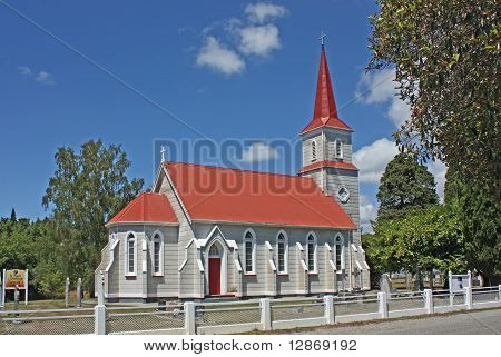 Historic St Paul's Lutheran Church