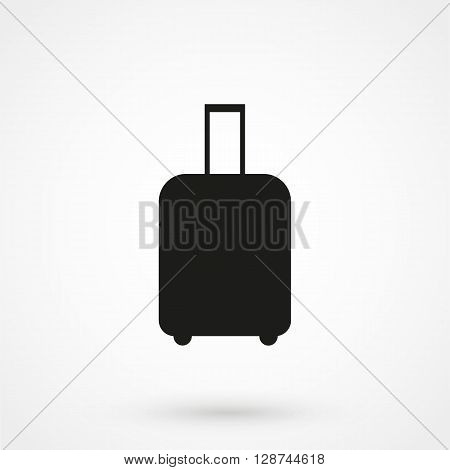 Travel Bag Icon .