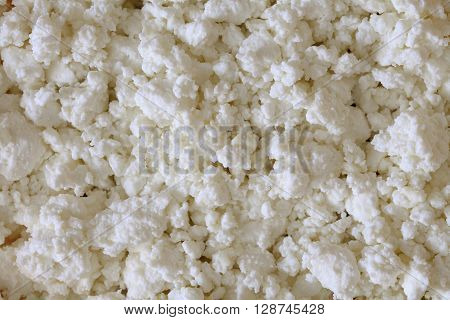 cottage cheese, curd cheese, raw curd, natural cottage cheese, milky product, fitness product, protein diet, homemade cottage
