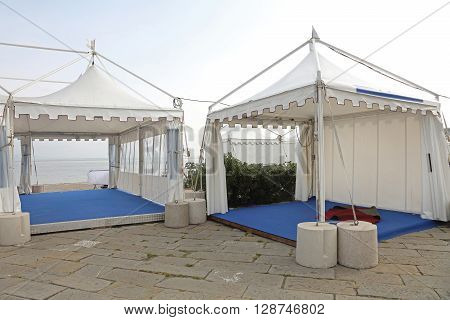 White Canopy Tent for Exibition Event and Party