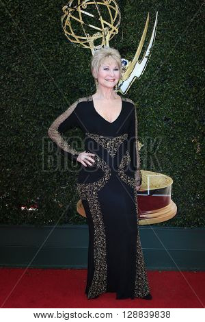 LOS ANGELES - May 1: Dee Wallace at The 43rd Daytime Emmy Awards Gala at the Westin Bonaventure Hotel on May 1, 2016 in Los Angeles, California