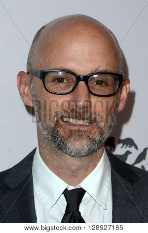 LOS ANGELES - MAY 7:  Moby at the Humane Society Of The United States LA Gala at the Paramount Studios on May 7, 2016 in Los Angeles, CA