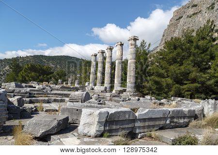 Priene Ancient City