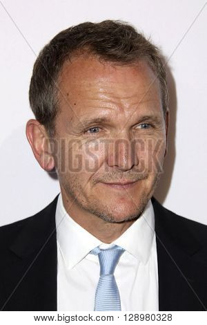 LOS ANGELES - MAY 7:  Sebastian Roche at the Humane Society Of The United States LA Gala at the Paramount Studios on May 7, 2016 in Los Angeles, CA