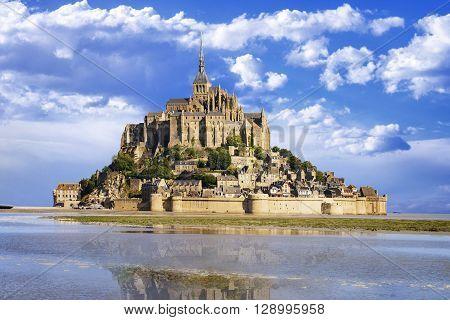 Mont saint Michel - Normandy - France
