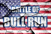 battle of bull run poster
