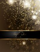 elegant christmas background with place for new year text invitation poster