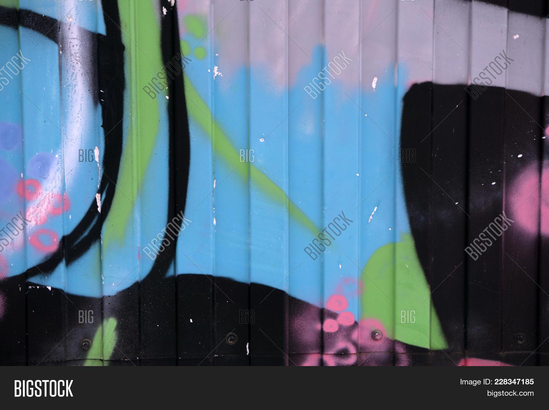 Beautiful Street Art Image Photo Free Trial Bigstock