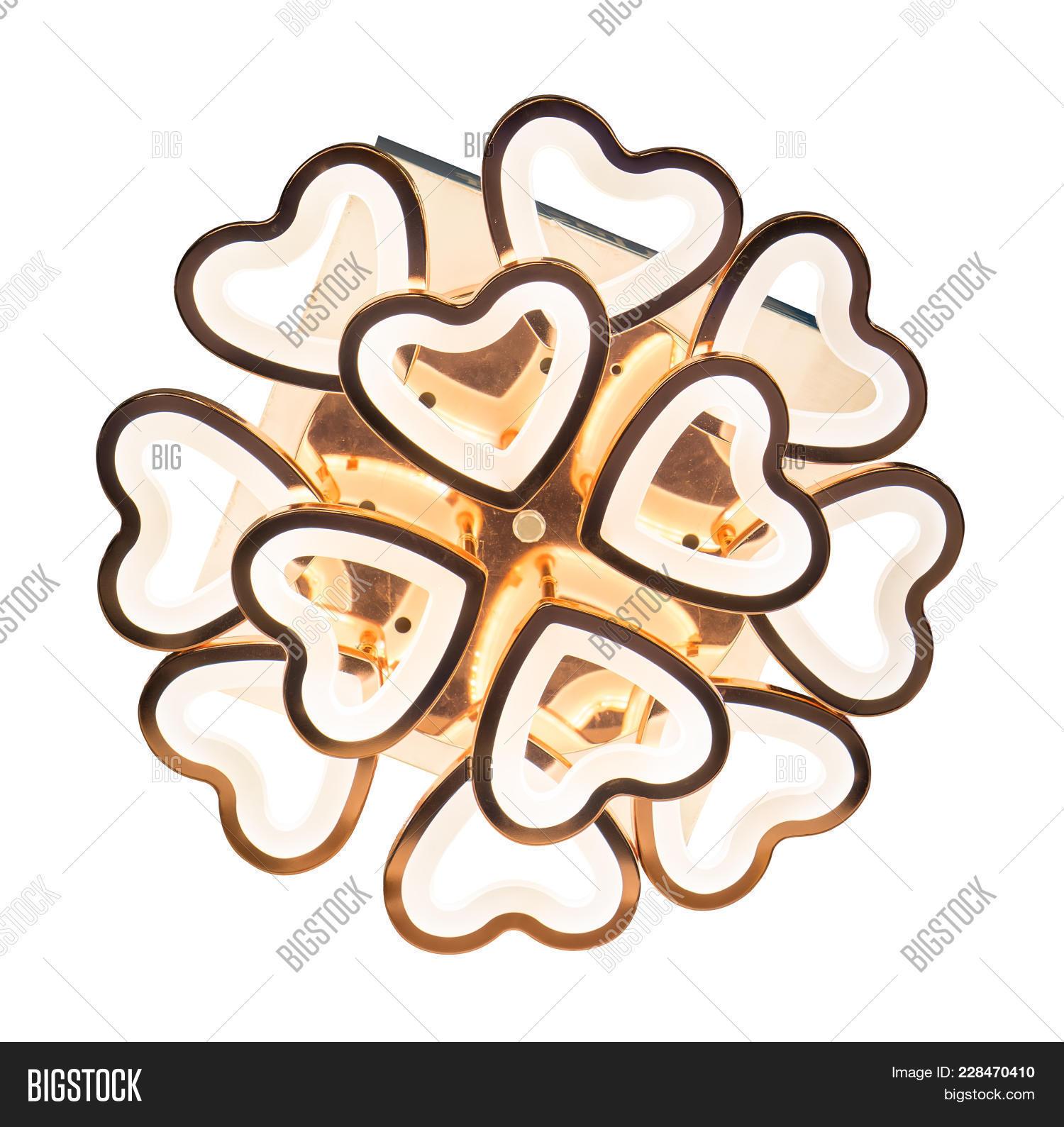 Heart Shape Of Elegant Powerpoint Template Heart Shape Of Elegant