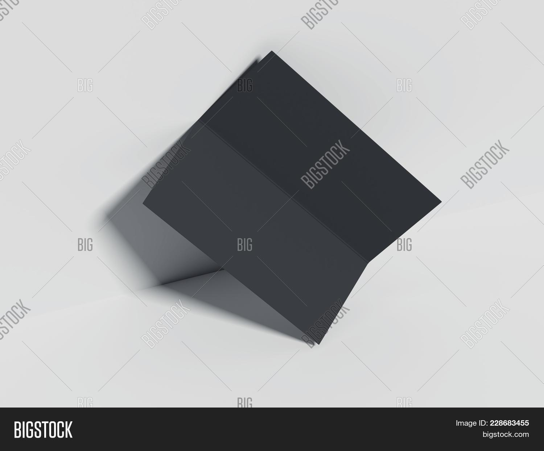 Black Paper Menu Powerpoint Template Black Paper Menu Powerpoint