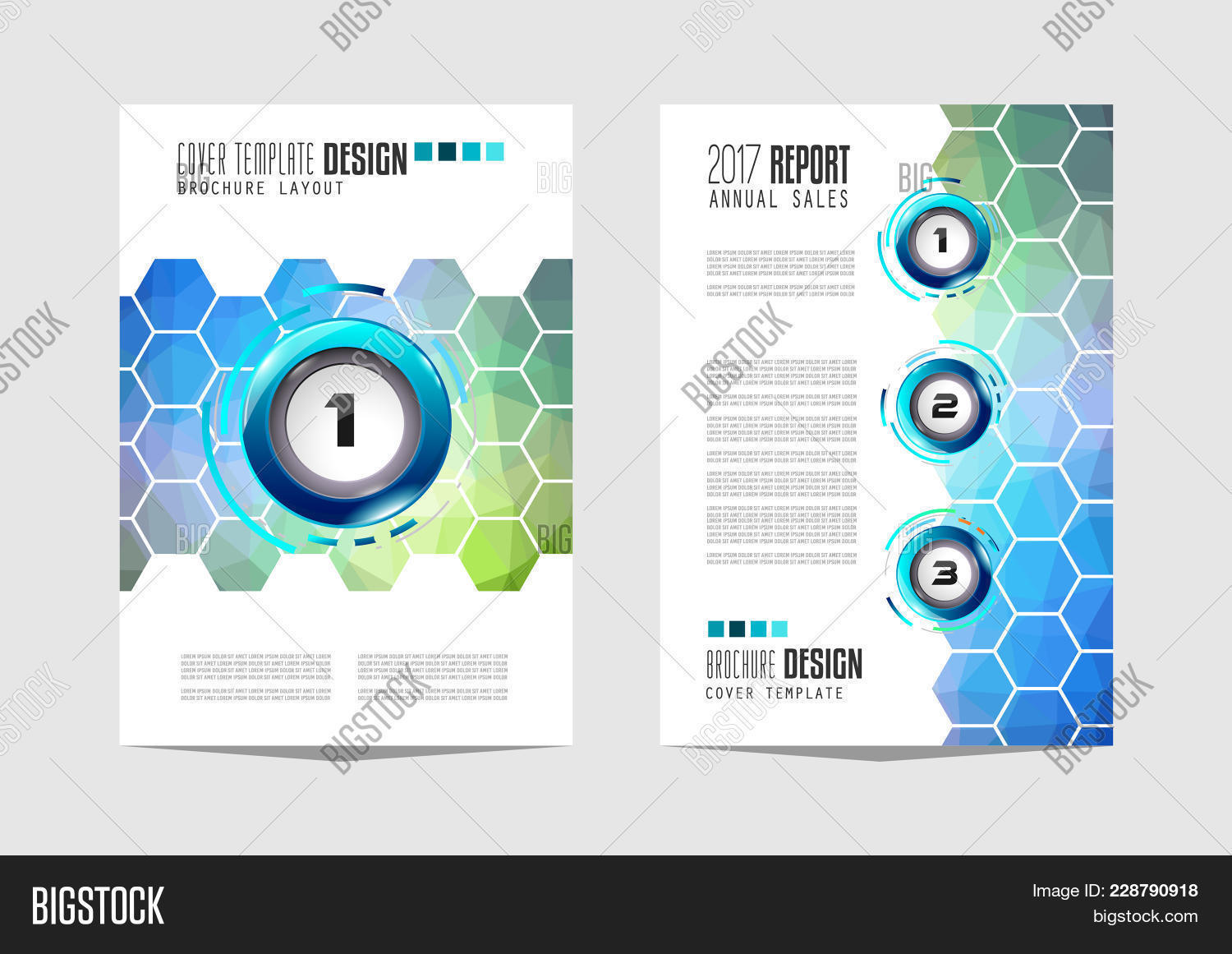 Brochure Flyer Powerpoint Template Brochure Flyer Powerpoint