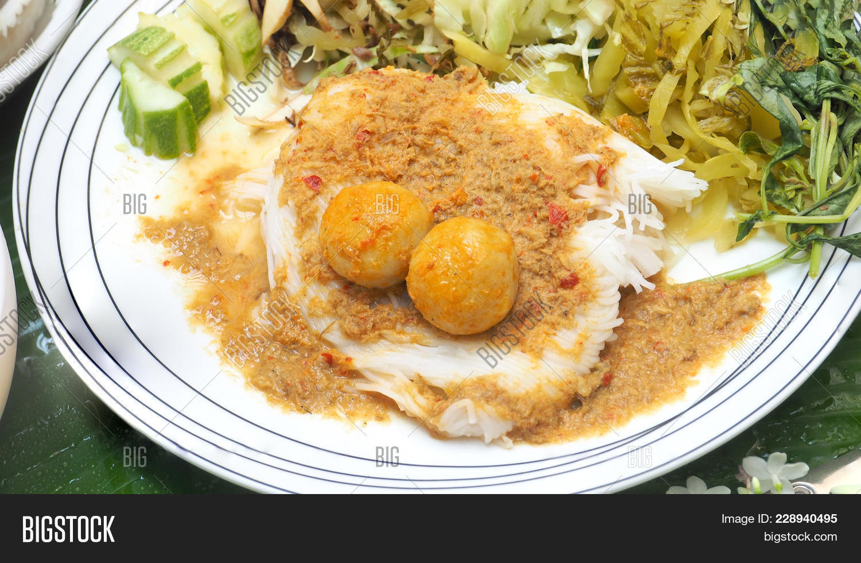 Rice Vermicelli Fish Image & Photo (Free Trial) | Bigstock
