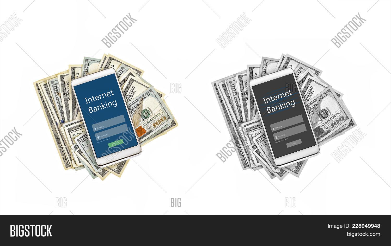 Internet banking powerpoint template internet banking powerpoint p toneelgroepblik Gallery