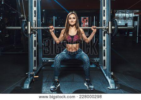 beautiful fitness image  photo free trial  bigstock